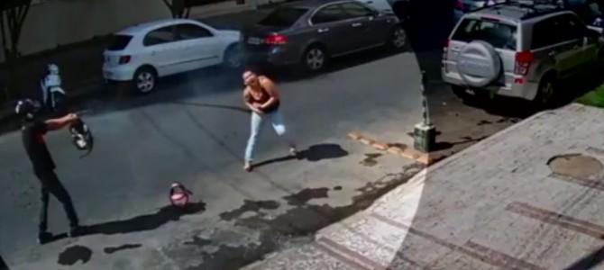 Agente de trânsito relata que doméstica baleada por ex pedia ajuda: 'Ele vai me matar'