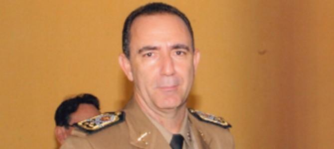 Ex-comandante-geral da PM é preso por peculato